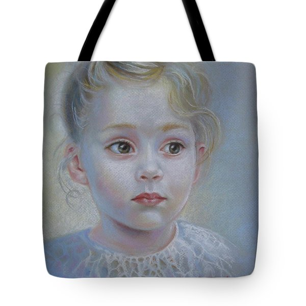 A Moment Of Reverie Tote Bag by Elena Oleniuc