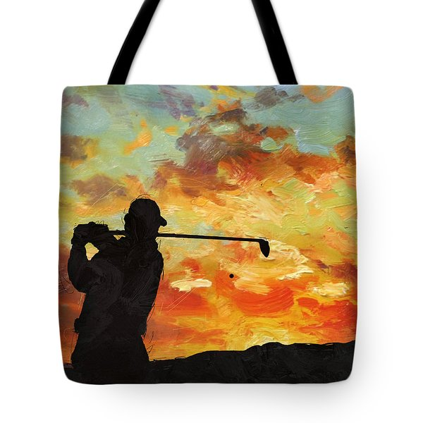 A New Dawn Tote Bag by Catf