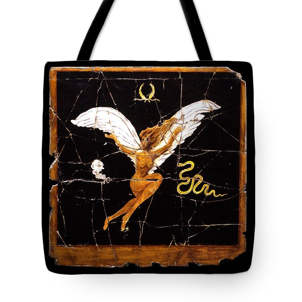 A New Dawn Tote Bag by Steve Bogdanoff