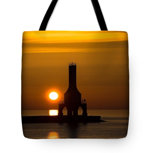 A New Day Tote Bag by James  Meyer
