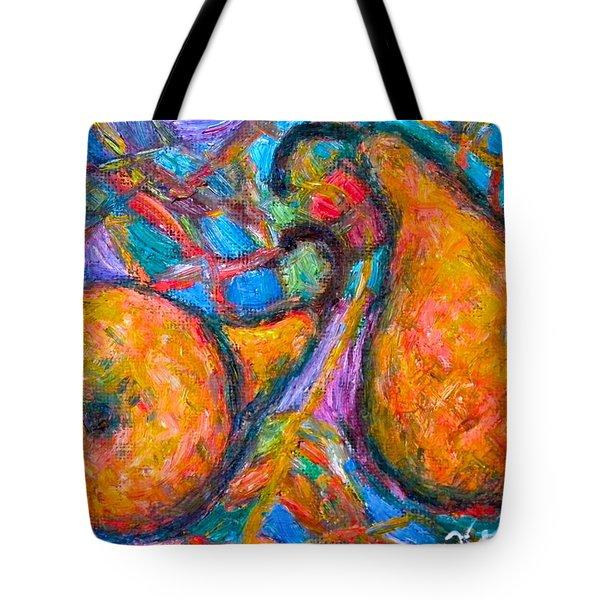 A Pair Tote Bag by Kendall Kessler