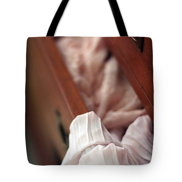 A Peek Inside...  Tote Bag by Trish Mistric
