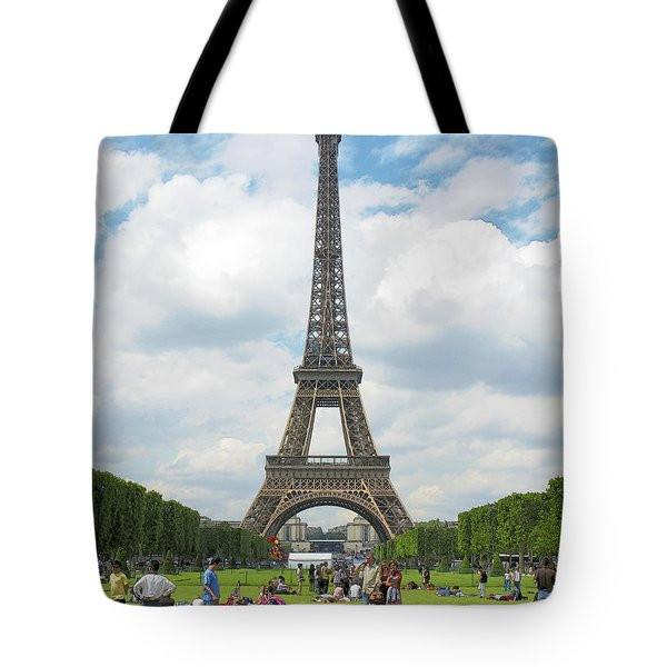 A Perfect Day Tote Bag by Douglas J Fisher