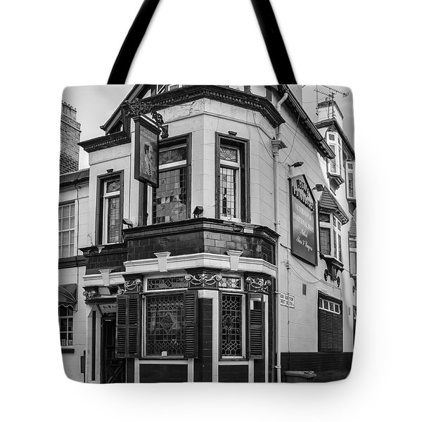 A Pub on Every Corner Tote Bag by Nomad Art And  Design