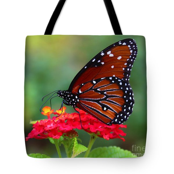 A Queen Tote Bag by Marty Fancy