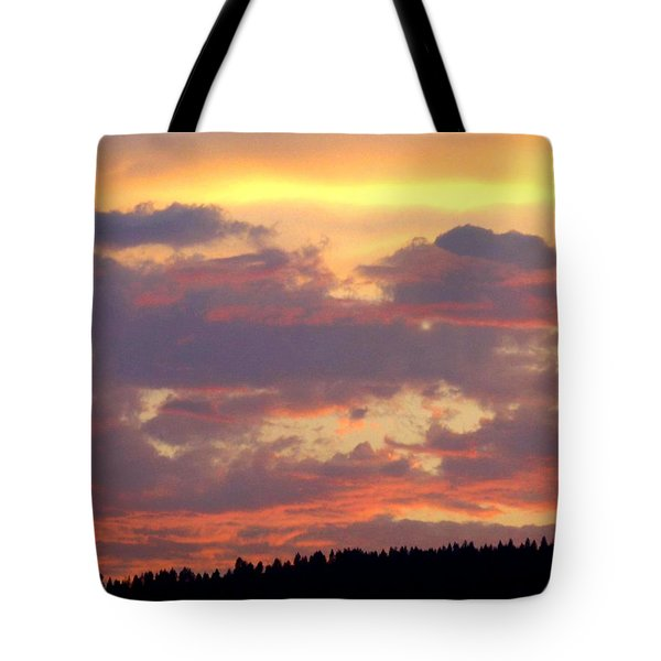 A Remarkable Sky Tote Bag by Will Borden