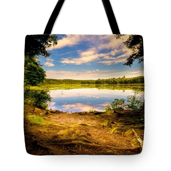 A Secret Place Tote Bag by Bob Orsillo