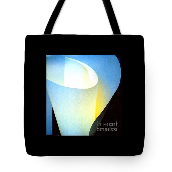 A Shade Of Illumination Tote Bag by Michael Hoard