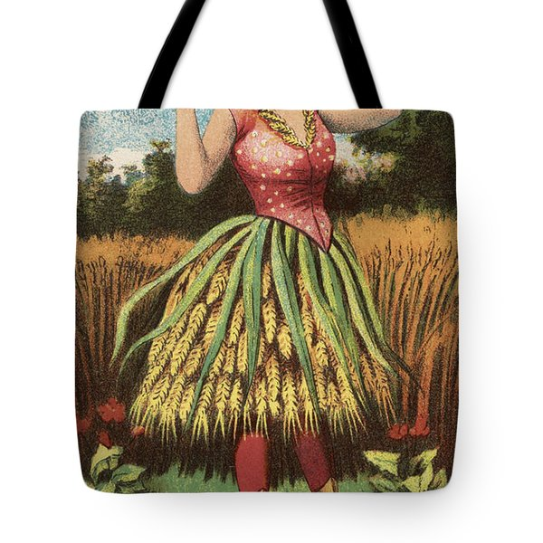 A Shweat Girl Tote Bag by Aged Pixel