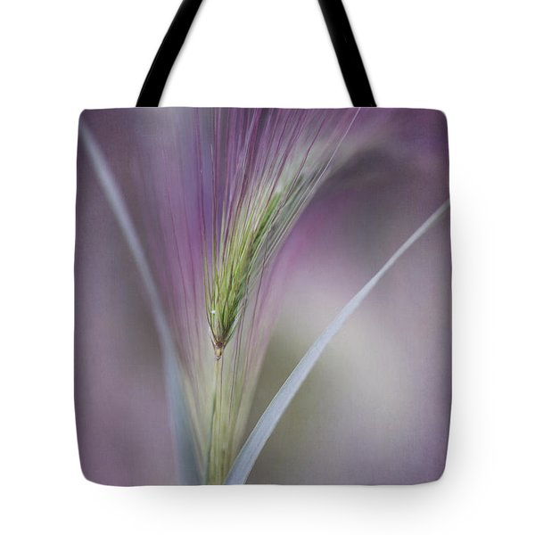 a single whisper Tote Bag by Priska Wettstein