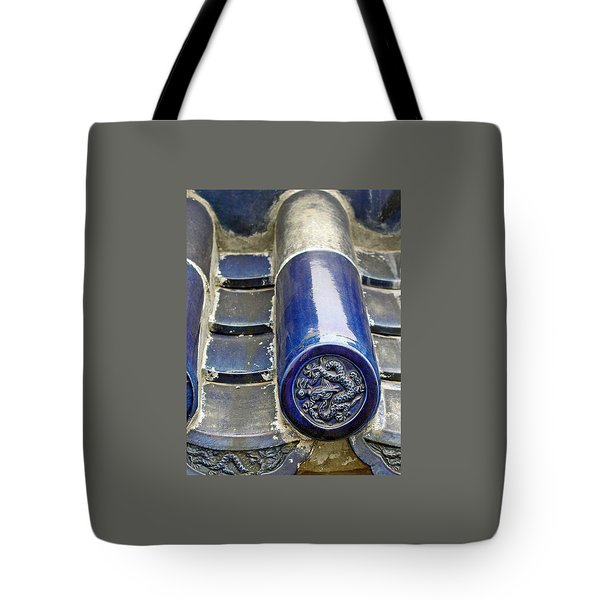 A Small Piece Of Heaven Tote Bag by Jean Hall