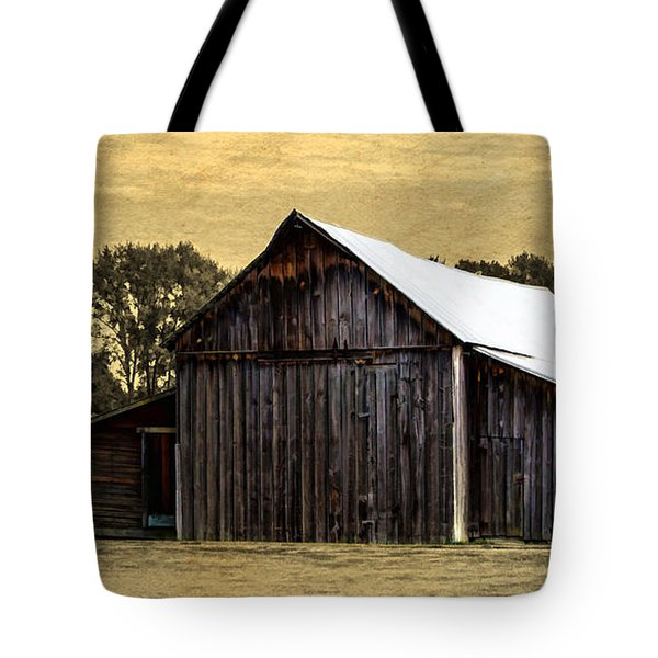 A Step Out Of Time Tote Bag by Jordan Blackstone