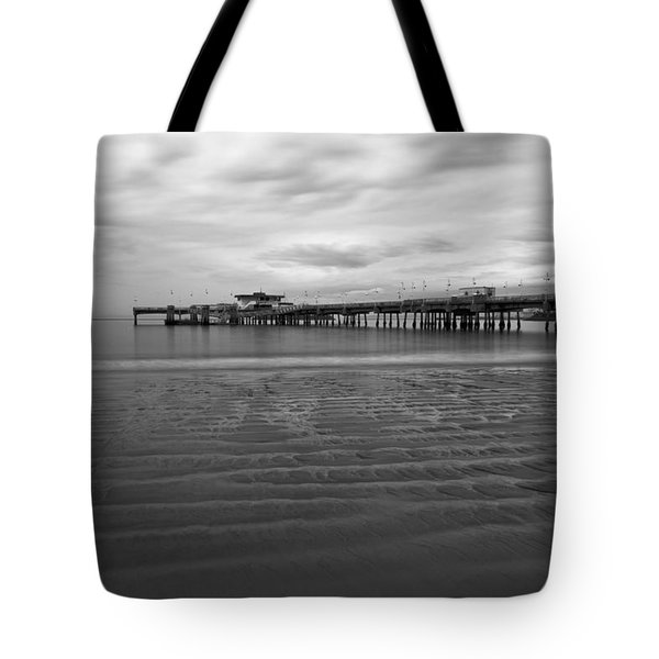 A Storm Looms Tote Bag by Heidi Smith