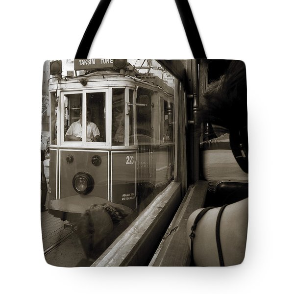 A Streetcar Named Desire Tote Bag by RicardMN Photography