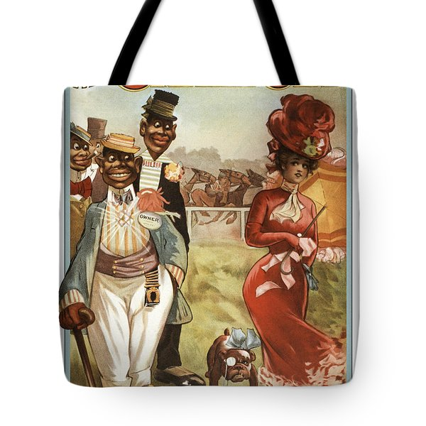 A Sure Winner Tote Bag by Aged Pixel