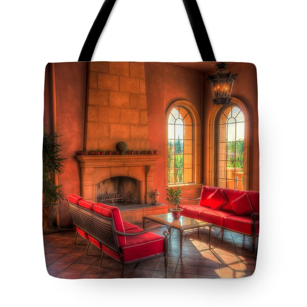 A Taste Of Tuscany Tote Bag by Heidi Smith