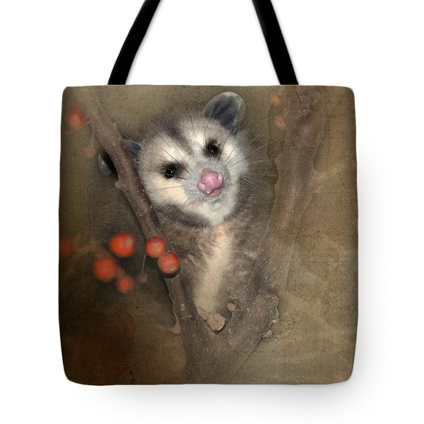 A Thief In The Night Tote Bag by Betty LaRue