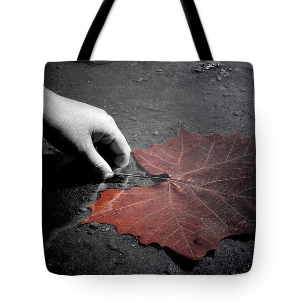 A Treasure To One Tote Bag by Trish Mistric