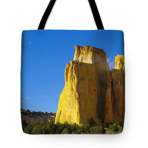 A View In The Grand Escalante Staircase Tote Bag by Jeff Swan