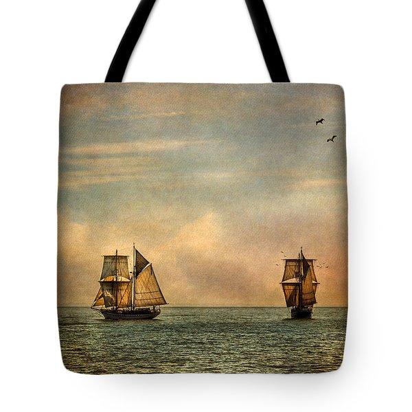 A Vision I Dream Tote Bag by Dale Kincaid