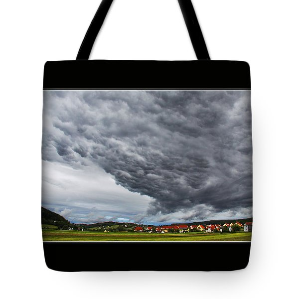 A Window to Switzerland Tote Bag by Mountain Dreams