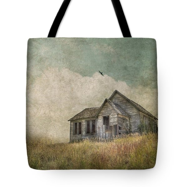 Abandoned Tote Bag by Juli Scalzi