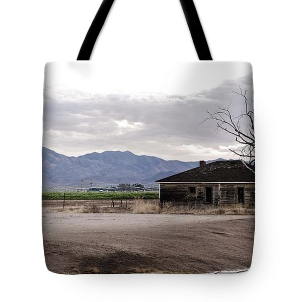 Abandoned House Tote Bag by Swift Family