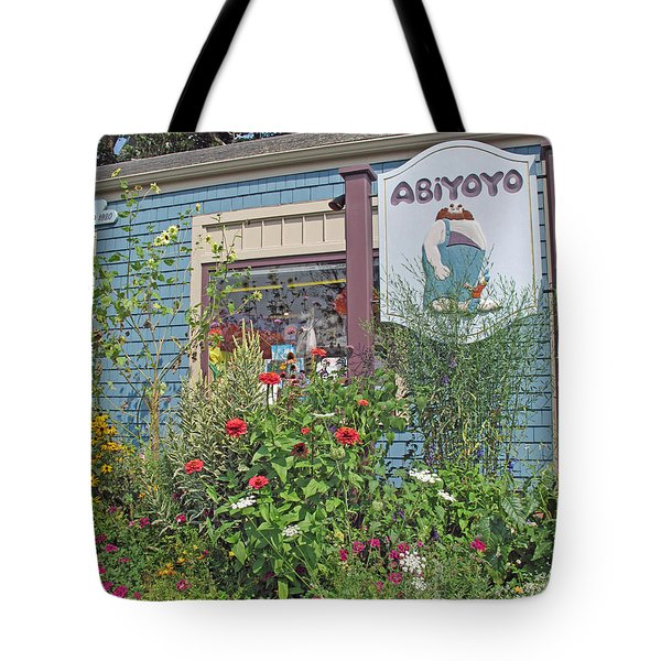 ABiYOYO Tote Bag by Barbara McDevitt