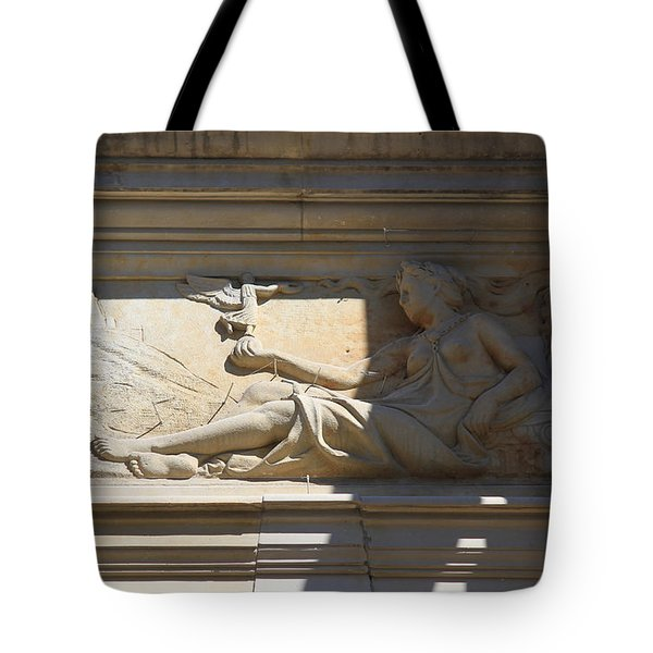 About Everything Tote Bag by Four Hands Art