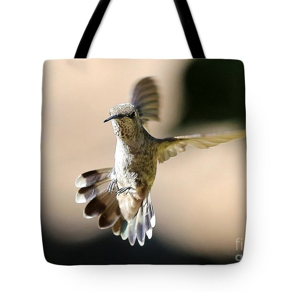 About Face Tote Bag by Carol Groenen