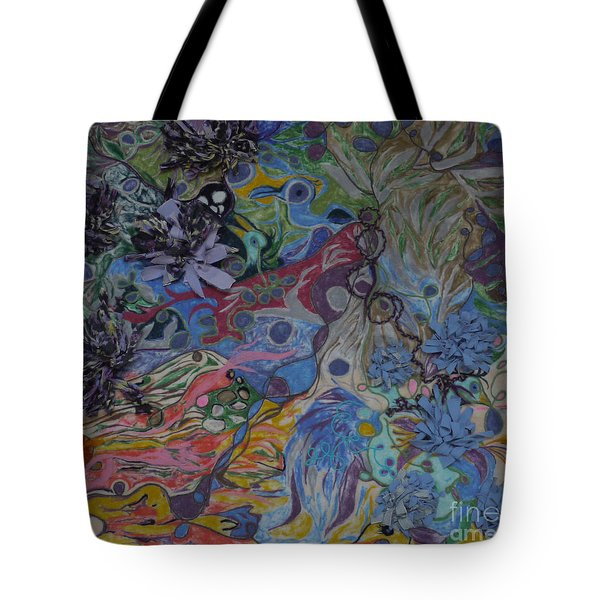 Abstinence Tote Bag by Heather Hennick