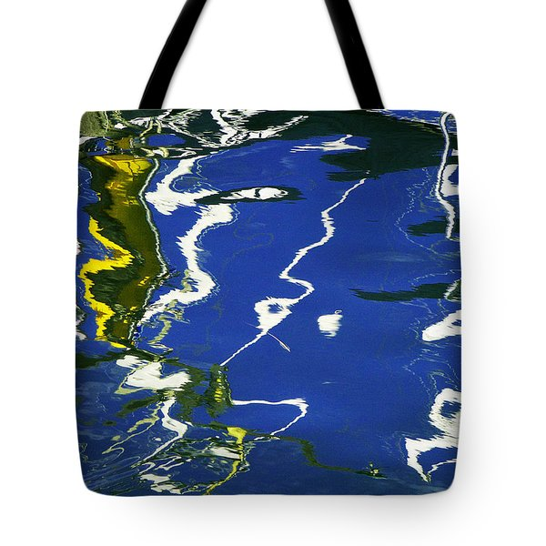 Abstract 12 Tote Bag by Xueling Zou