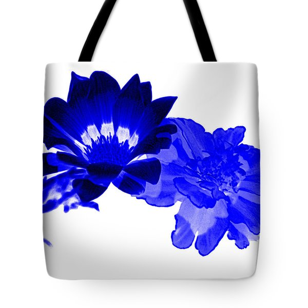 Abstract 130 Tote Bag by J D Owen