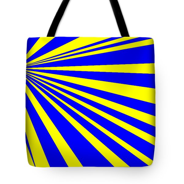 Abstract 150 Tote Bag by J D Owen