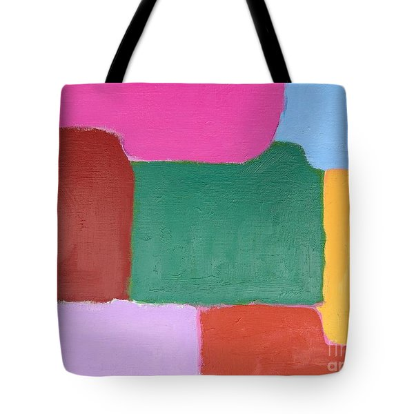 ABSTRACT 216 Tote Bag by Patrick J Murphy