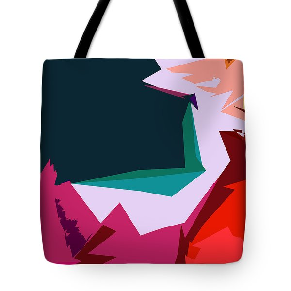 Abstract 4-2013 Tote Bag by John Lautermilch