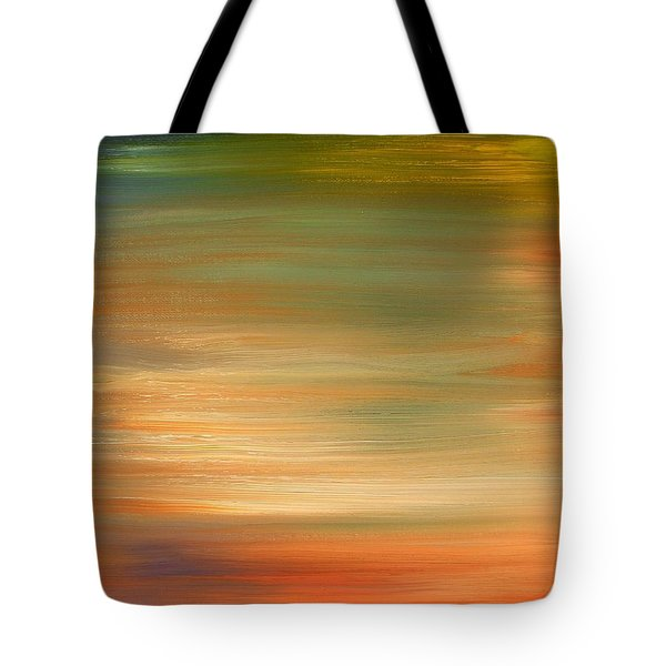 ABSTRACT 424 Tote Bag by Patrick J Murphy