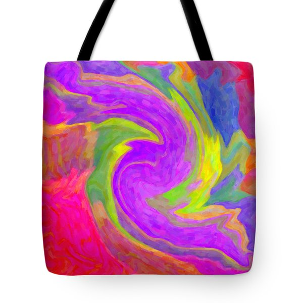 Abstract 44 Tote Bag by Kenny Francis
