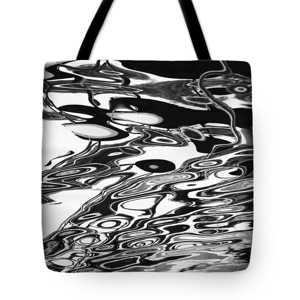 Abstract 4b Tote Bag by Xueling Zou