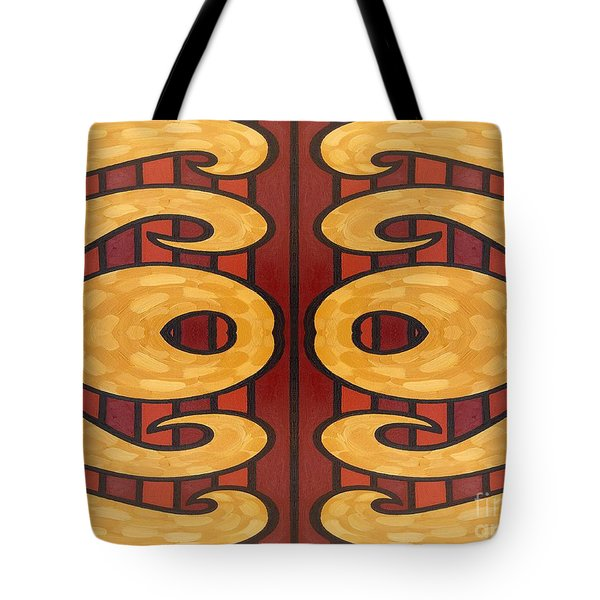Abstract 66 Tote Bag by Patrick J Murphy
