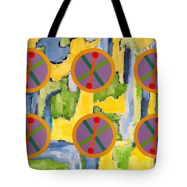 Abstract 82 Tote Bag by Patrick J Murphy