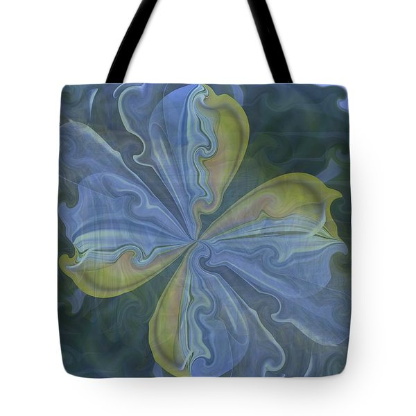Abstract A023 Tote Bag by Maria Urso