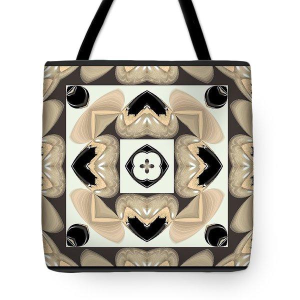 Abstract A029 Tote Bag by Maria Urso