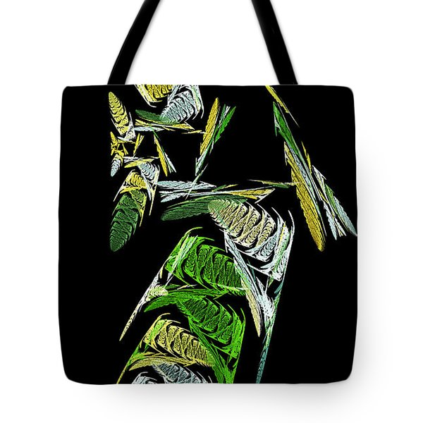 Abstract Bugs Vertical Tote Bag by Andee Design