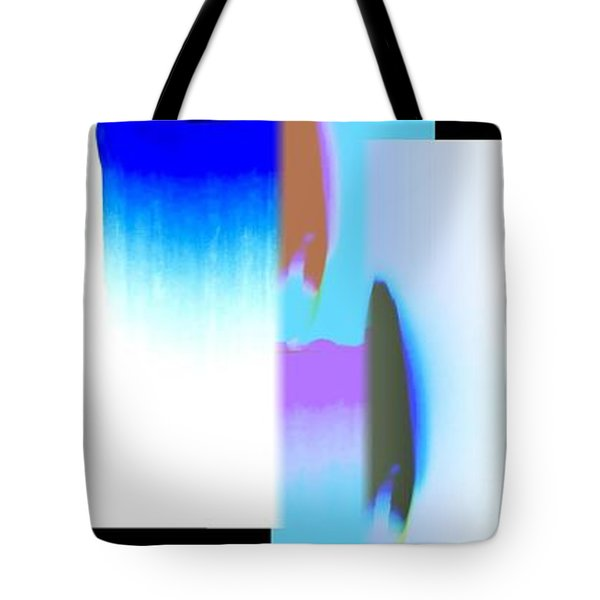 Abstract Fusion 220 Tote Bag by Will Borden