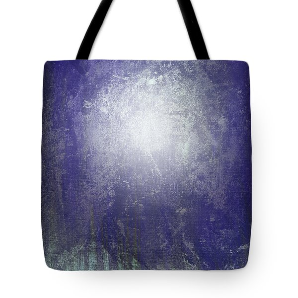 Abstract  Moonlight Tote Bag by Filippo B