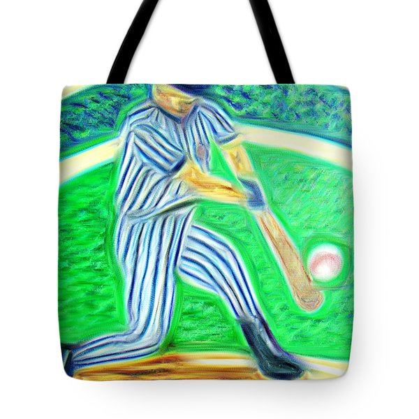 Abstract Of The Hit Tote Bag by M and L Creations