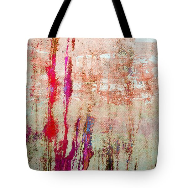 Abstract Print 22 Tote Bag by Filippo B
