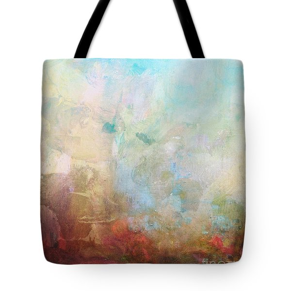 Abstract Print 6 Tote Bag by Filippo B