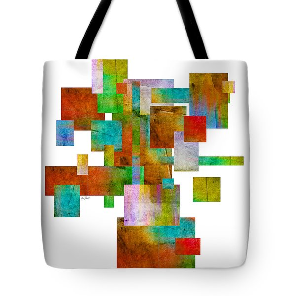 Abstract Study 22 Abstract- Art Tote Bag by Ann Powell